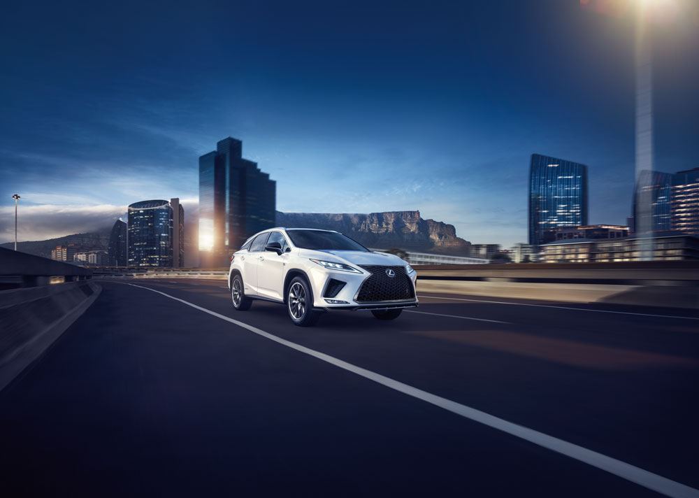 Lexus offered the first hybrid electric vehicle more than a decade ago and continues to add innovations to its line up.