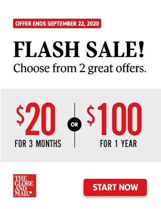 Flash sale! Choose from 2 great offers. Offer ends September 22, 2020