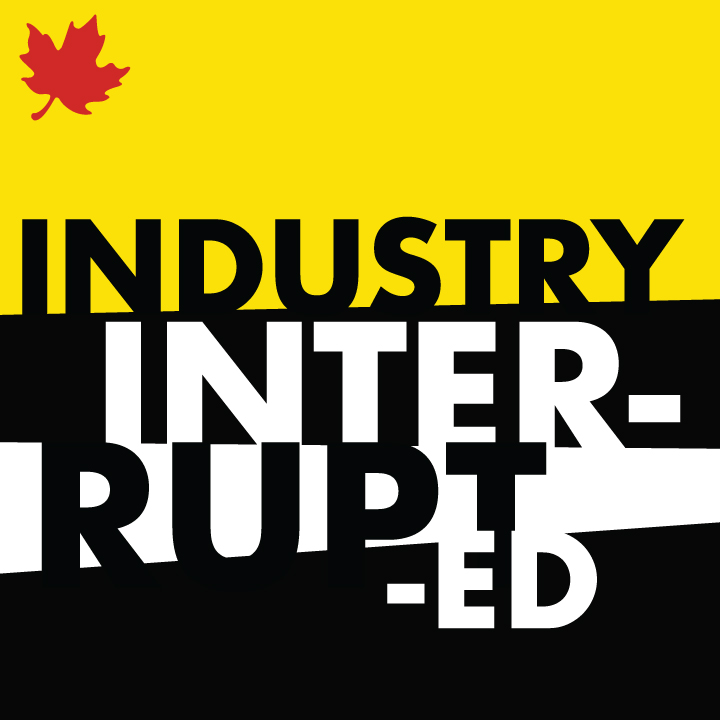 Industry Interrupted podcast art