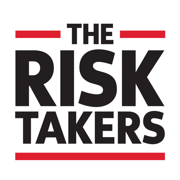 risk takers podcast art