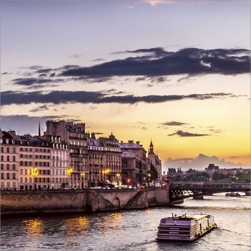 Seine River Cruise — July 2019