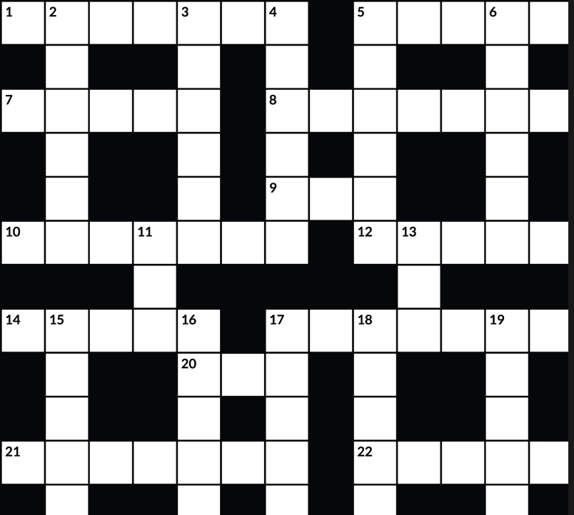The Daily Cryptic Crossword