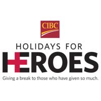 CIBC Holidays for Heroes