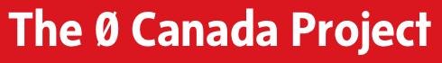 The zero Canada project