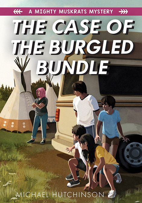 The Case of the Burgled Bundle