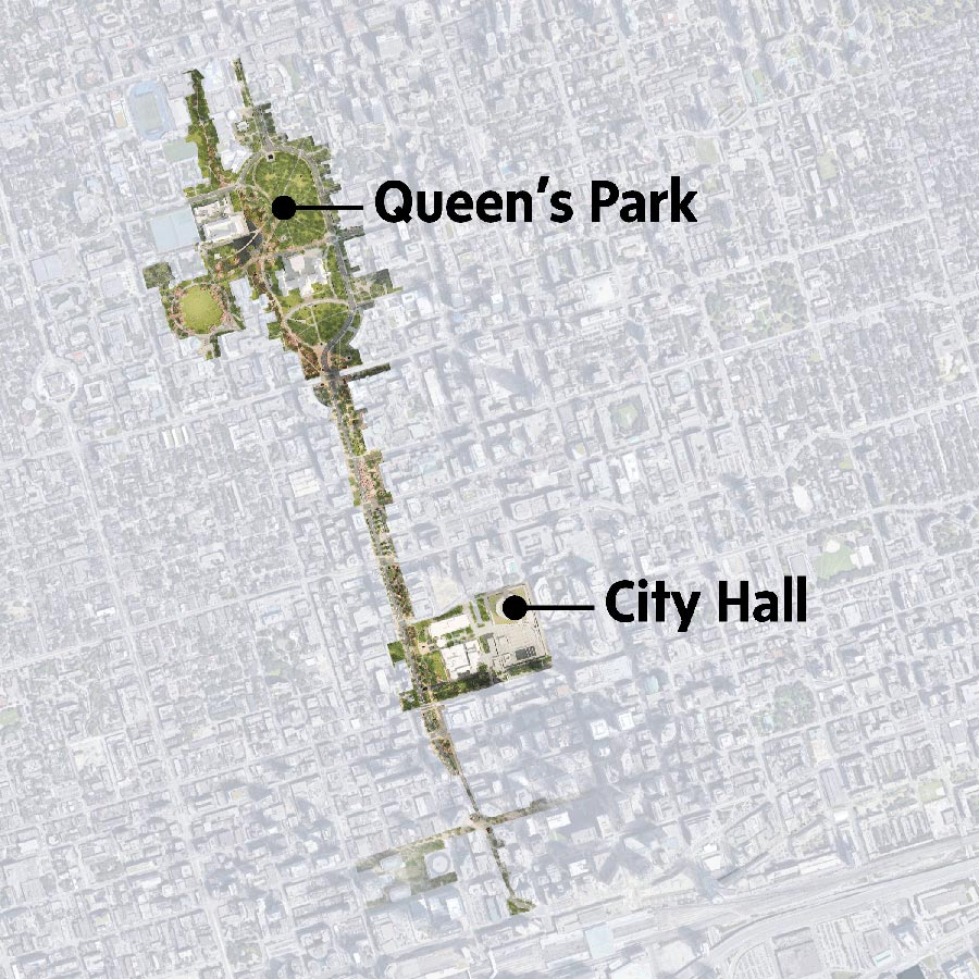 Thumbnail map