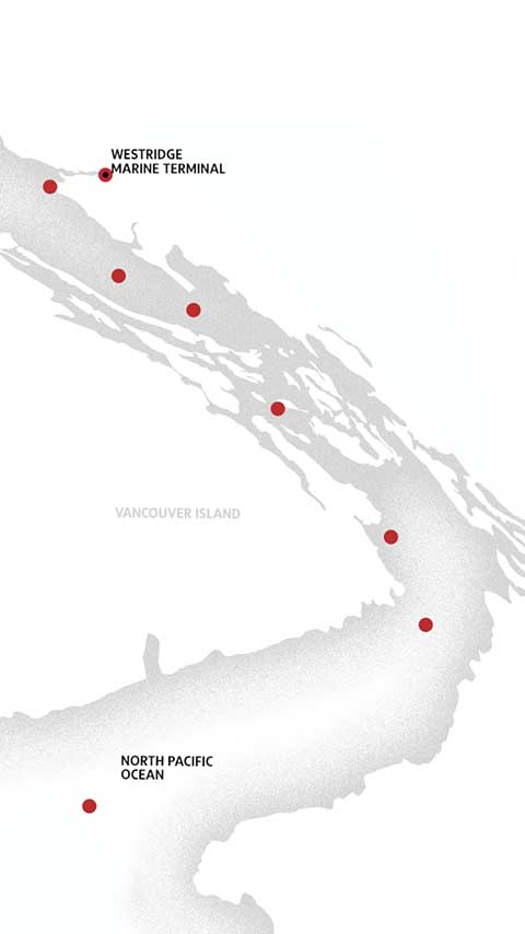What the Trans Mountain pipeline will mean for B C 's coast