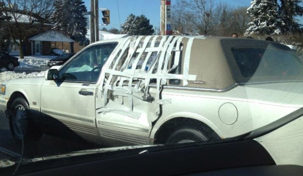 The Duct Tape Special