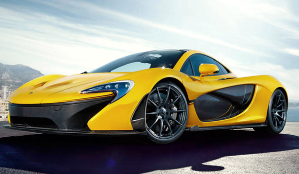 In Pictures: Ten to-die-for cars you must see at the auto show