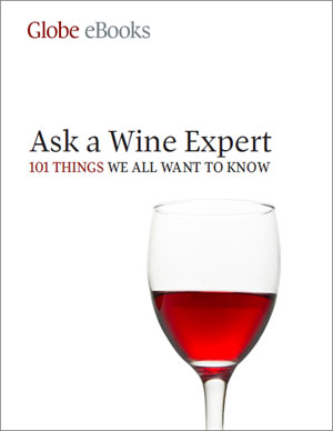 Ask a Wine Expert - e-book cover