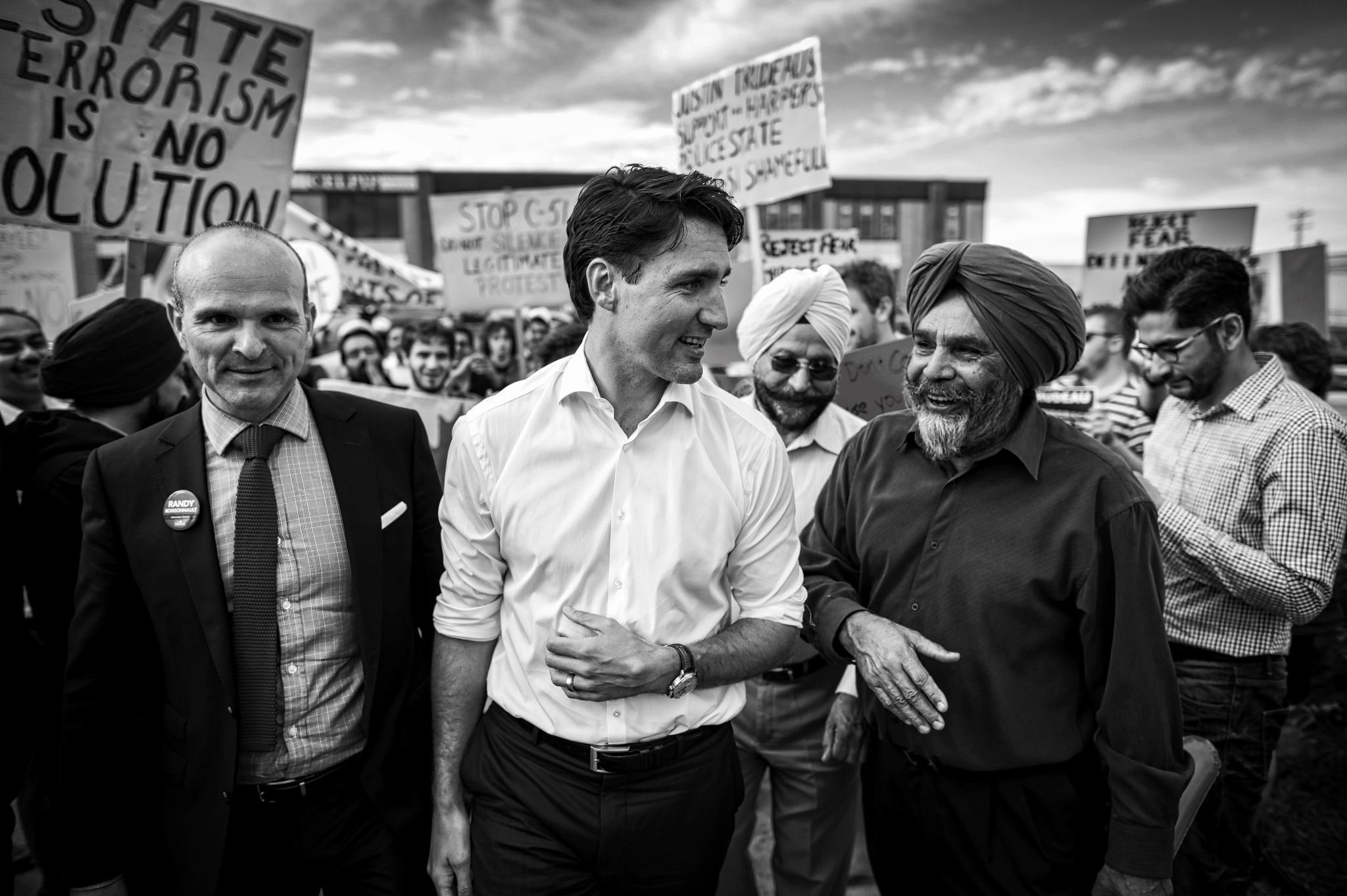 Trudeau image