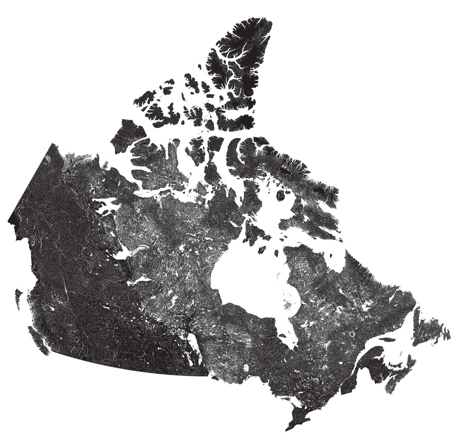 Vast interconnected and stunningly beautiful A view of Canadas