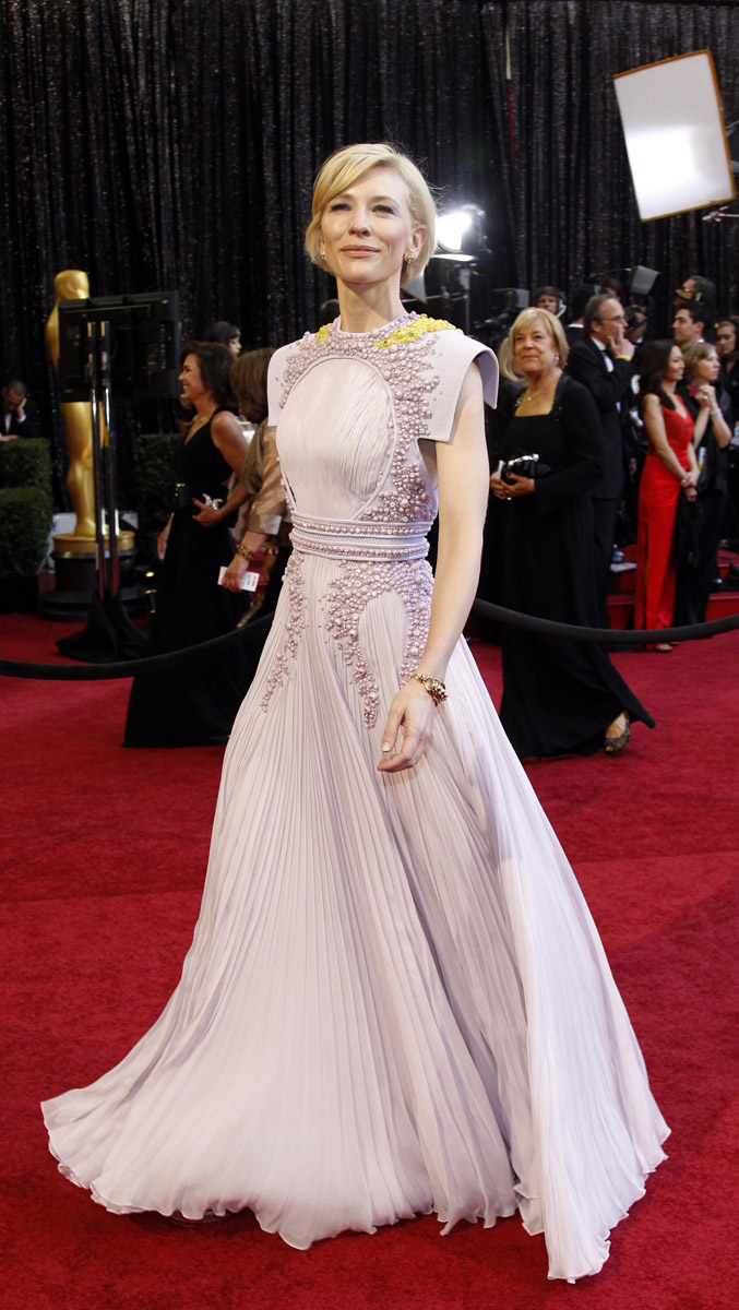 6460f944d3be8 Oscars style: A trip down fashion's red carpet hall of fame - The ...