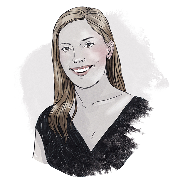 Illustration of Kate Purchase