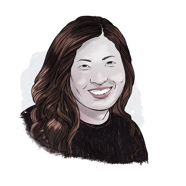 Illustration of Mary Ng