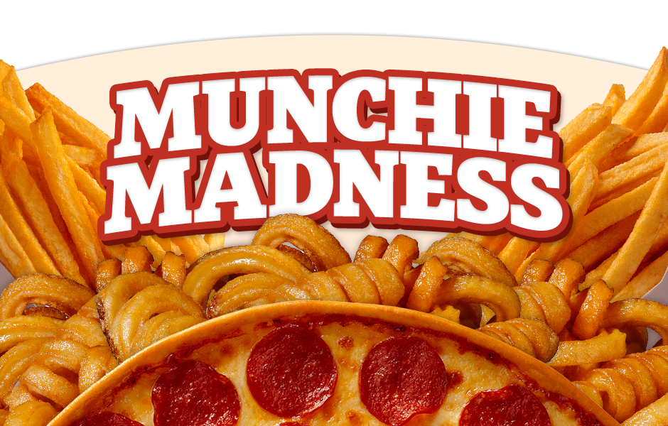 Team Pizza vs. Team Mac: Which one did you crown Munchie Madness champion?