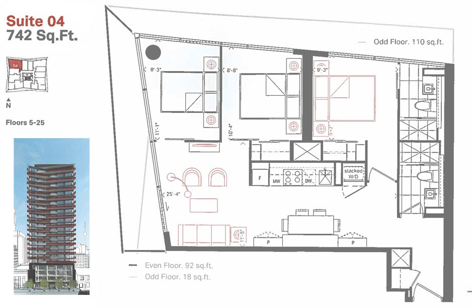 mail floorplan. Inspirational Condos For Families U Without The Space Mail Floorplan L