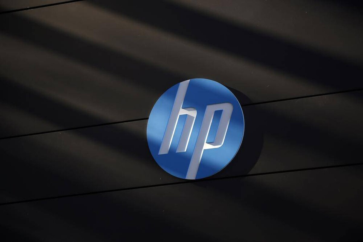 But they can't all be winners: Hewlett-Packard is down $5.34 a share – costing the index 35.9 points. It's the only current Dow component to decline in the past four years.