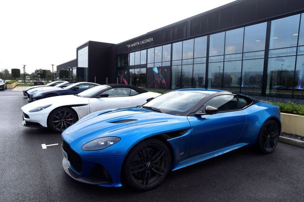 Racing Point to become Aston Martin in 2021