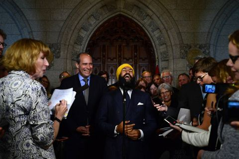 Johns Excited to Work Alongside New Federal NDP Leader