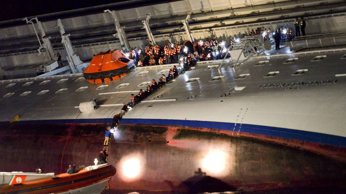 A Florida company is ramping up its bridge simulator training program in the wake of the Costa Concordia disaster.