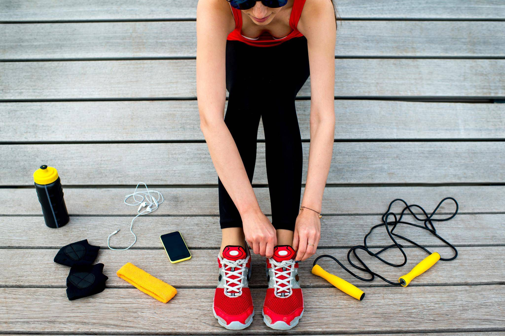 Synchronizing music to exercise: How the right tempo means a
