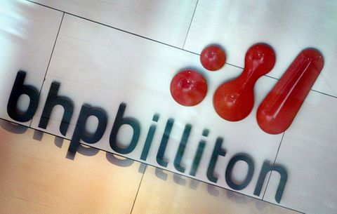 BHP Billiton (BHP) Lowered to