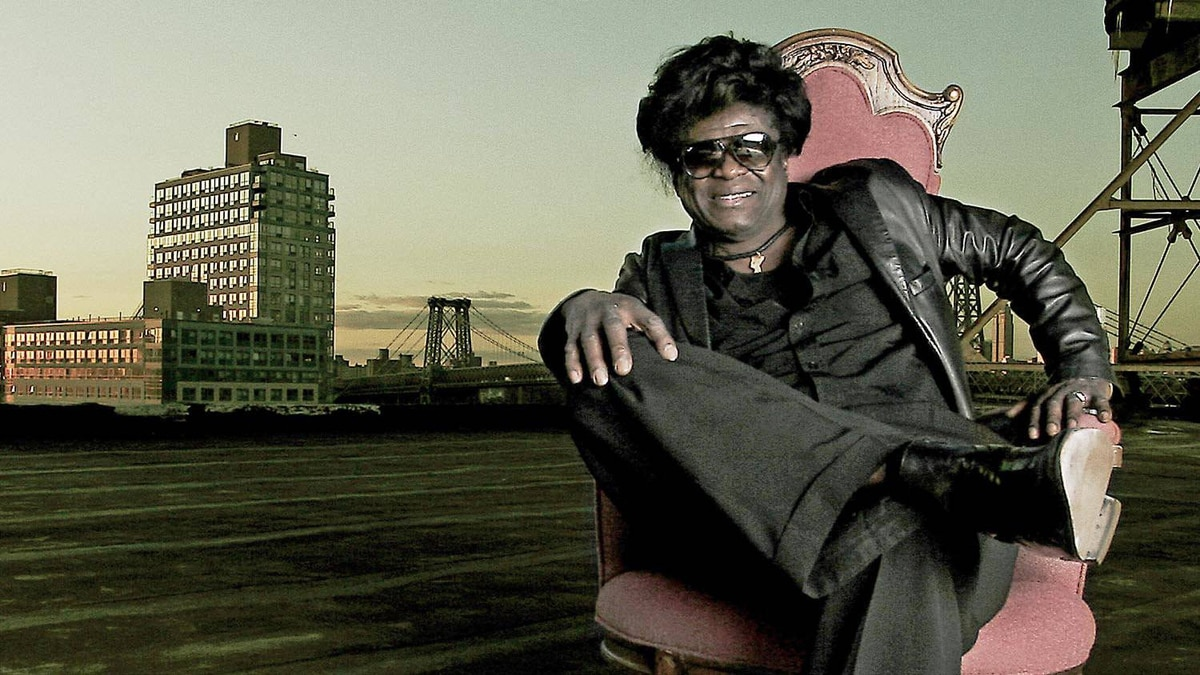 Charles Bradley in a 2009 handout image.