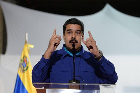 Summit host yanks Venezuela's invitation over early election