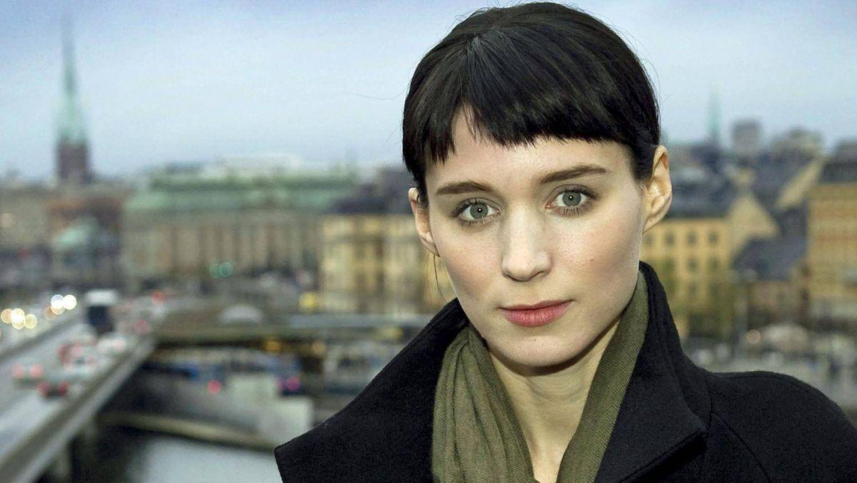 Rooney Mara in Stockholm, Nov. 21, 2011.