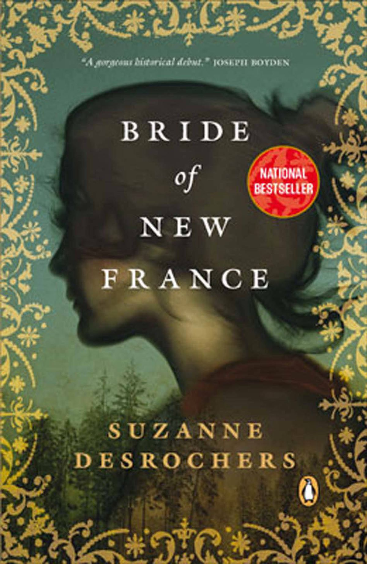 BRIDE OF NEW FRANCE By Suzanne Desrochers (Penguin Canada) A wholly original example of social history at its best. Desrochers, a trained historian, has boldly appropriated fiction to expand a vision gleaned from study of often overlooked evidence about the filles du roi, women exported by royal decree into the faltering, almost wholly male colony in the late 17th century to serve as breeding stock. – John Barber