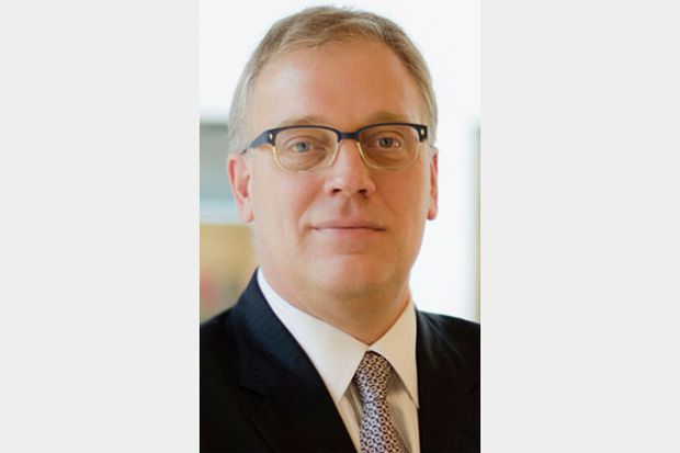 Richard Olfert, Vice-Chair, Chartered Professional Accountants of Canada (CPA Canada)