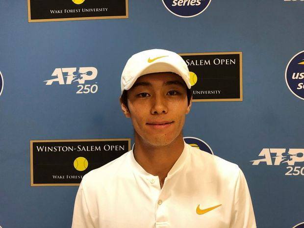 Duckhee Lee, first deaf player on ATP Tour, wins in North Carolina