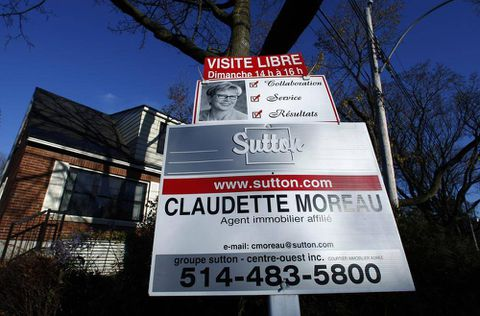 Montreal housing market hits lull on lower sales, flat prices
