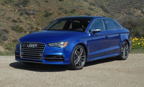 Review Audi S Uses Finesse Rather Than Brute Force The - Audi s3 review
