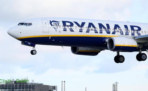 Italian government slams Ryanair for warning staff not to strike