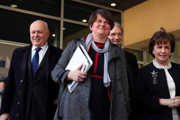 Who are the DUP? Small Northern Irish party plays big role in Brexit talks