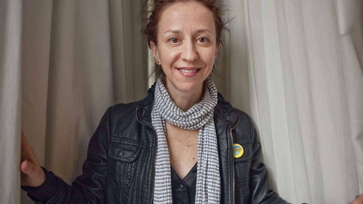 "Ingrid Veninger's new film is ""I am a good person/I am a bad person."""