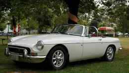 1970 MGB owned by Jon Rosenthall