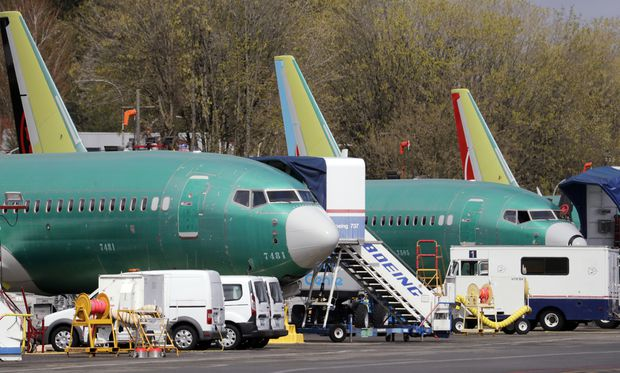 Boeing sued by shareholders for fraud after deadly 737 crashes