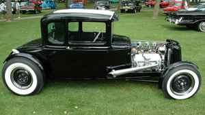 Doug Marshall's 1931 Ford Standard Coupe.