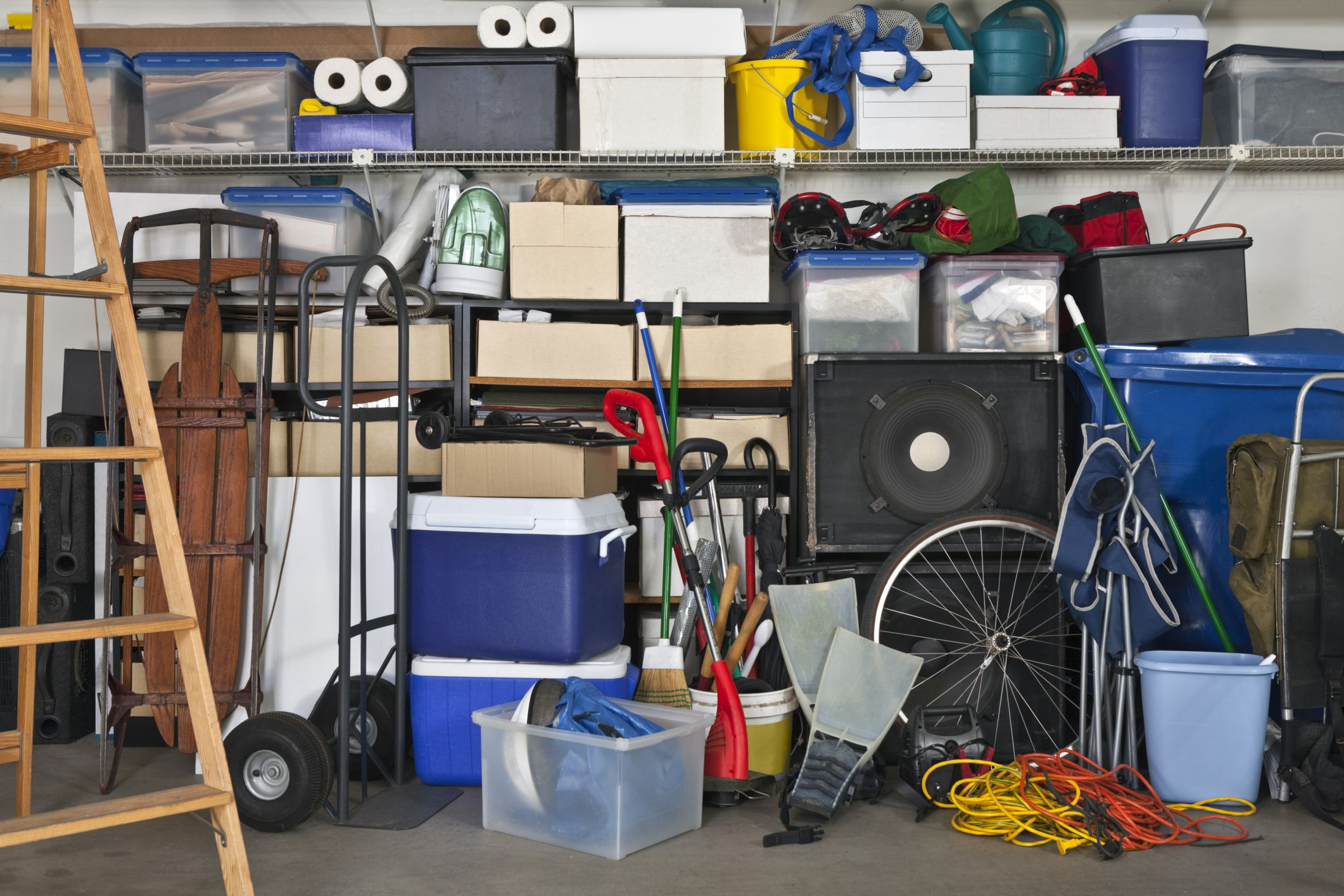 This simple test reveals if you have too much junk at home