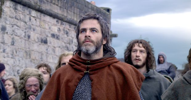 David Mackenzie's 'Outlaw King' Starring Chris Pine to Open TIFF 2018