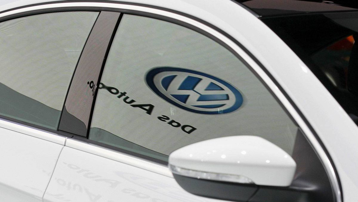 Volkswagen's 'golden share' is being challenged in court by the EU.