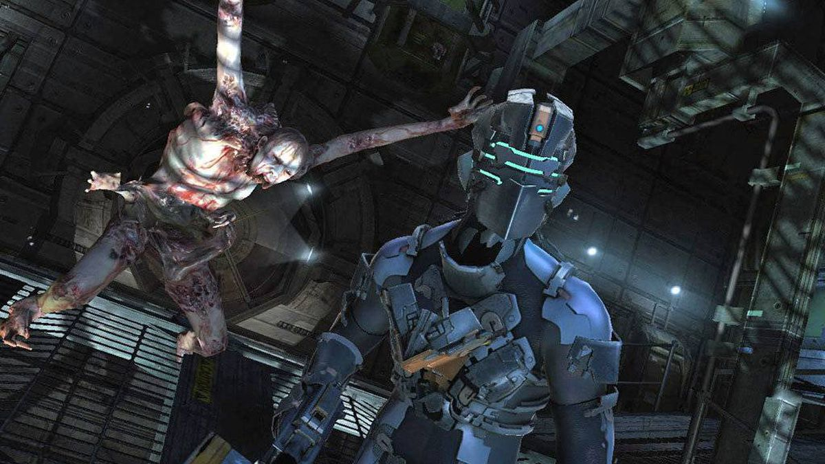 A screenshot of Dead Space 2