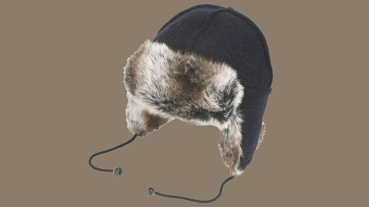 Top it: If you're not a fan of tight tuques and puffy hoods, then protect your noggin in style with the Kaldi Arctic Hat. Made by 66°NORTH, a world-renowned purveyor of foul-weather gear, this traditional Icelandic hat comes with an itch-free boiled-wool outer shell, faux-fur lining and ear flaps with strings that come in handy on blustery winter days. $84; 66north.com