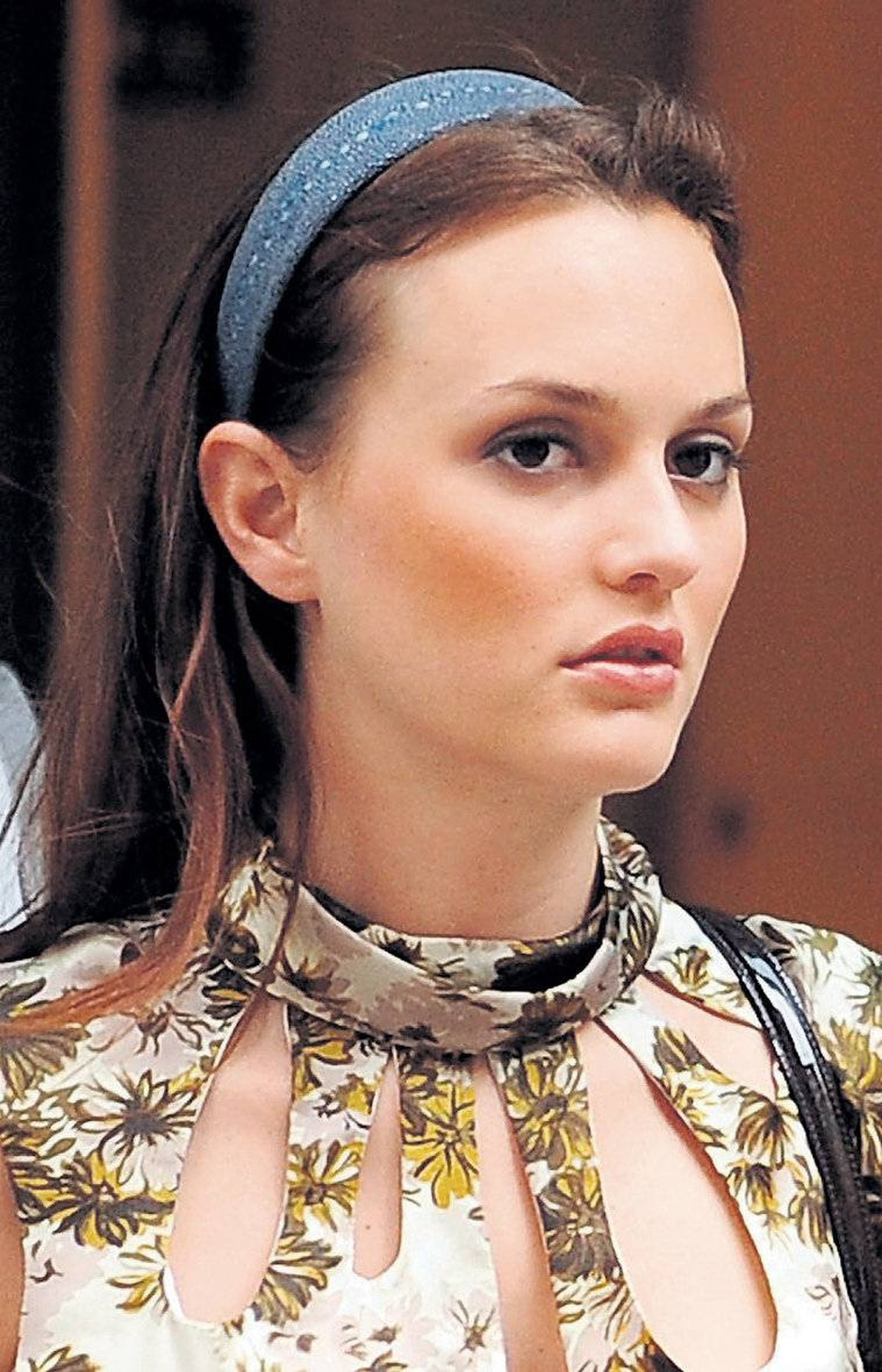 Leighton Meester: Head of the class