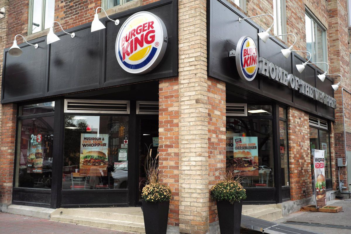 First Timbits Now Whoppers Burger King Owner Eyes Revamp The