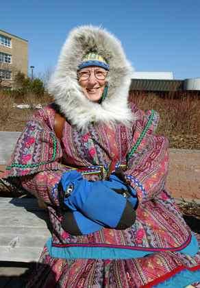 never in anger portrait of an eskimo family pdf