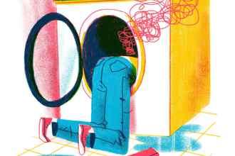 ILLUSTRATION BY DREW SHANNON